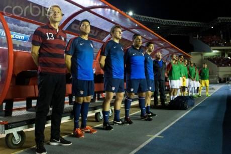 USA vs Panama - World Cup Qualifying - 10/15/13